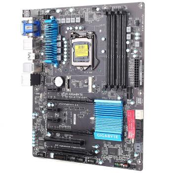 GIGABYTE 技嘉 GA-Z77X-D3H 台式机主板(6*USB3、4*SATA3、3*PCIE、mSATA)