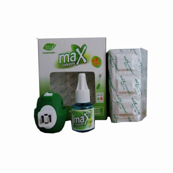 默思卡森 婴儿电热蚊香液特惠组合装 片 液 器 1080