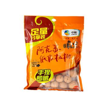 中粮 新疆屯河 阿克苏纸皮核桃  500g*2袋