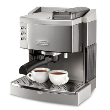 Delonghi 德龙 EC750 泵压咖啡机(15bar、双泵、自动打奶泡)