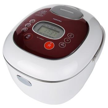 Toshiba 东芝 RC-N18SW 智能电饭煲(5L容量、立体加热、顶置面板)