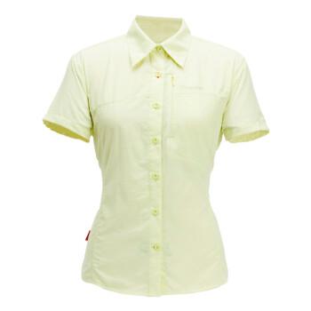 ACOME 阿珂姆 AG111T2047 女款户外短袖速干衬衫