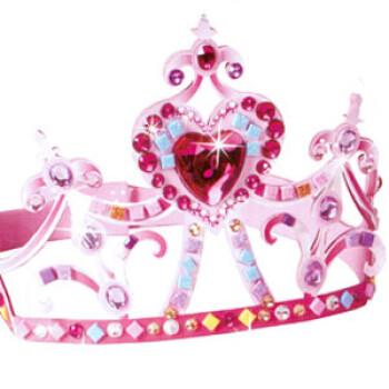 皇冠 头饰 儿童