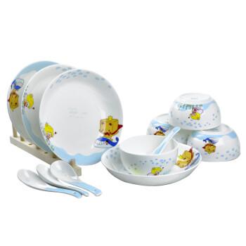 moiidea 莫耶 张小盒 骨瓷餐具 GDT2026 海洋天堂