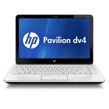 惠普 HP DV4-5120TX 14.0英寸笔记本电脑 (i3-3110M 2G 500G GT630 2G独显)3099元(赠100京券)
