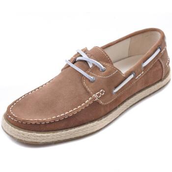 豆豆鞋 帆船鞋