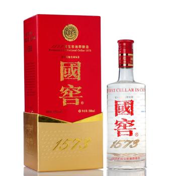 国窖1573 浓香型 白酒 52度 500ml