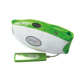 攀高(PANGAO)PG-2001G3 甩脂塑身减肥腰带(绿色)