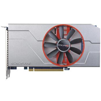 镭风(Colorfire) 镭风 HD7750 悍甲蜥 1024M D5 900/4500MHz 1024M/128位 DDR5 PCI-E显卡