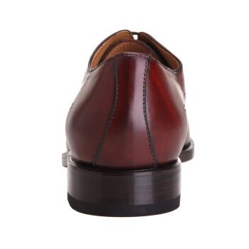 阿科登/agcatton新款进口胎牛皮真皮商务男鞋