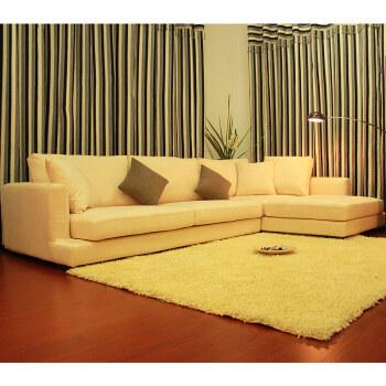 组合 转角 贵妃 L型 客厅沙发 布艺沙发 转角沙发 图片色 3.05M左贵妃图片