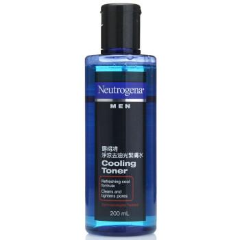露得清男士净凉去油光紧肤水 200ml ¥59 还可叠加满¥199-50
