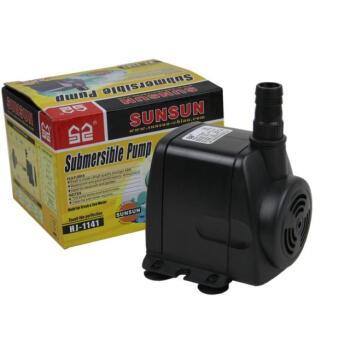 sun sun森森hj-1141潜水泵鱼缸循环泵 22w 鱼缸