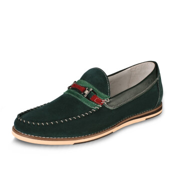 男鞋 帆船鞋反绒板鞋