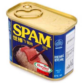 SPAM 世棒 经典午餐肉340g