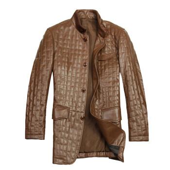 棉羊皮加棉夹克