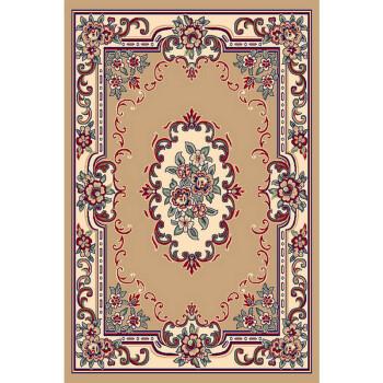 宫廷奥比松240*340cm丙纶欧式客厅卧室沙发茶几地毯
