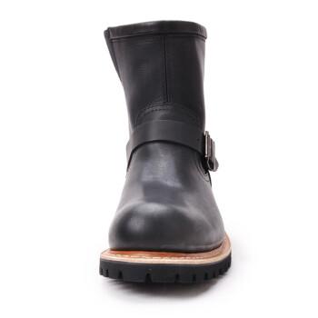 欧美复古潮流男靴 男士机车靴