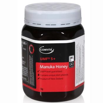 COMVITA康维他麦卢卡花(5+)蜂蜜1000g(新西兰原装进口)
