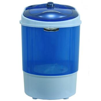 康佳(KONKA) XPB35-326 3.5kg 半自动洗衣机 (蓝色)