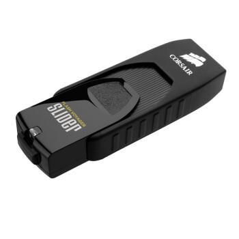 128G更实惠!海盗船CORSAIR 滑盖设计 USB3.0 128G U盘 $47.99