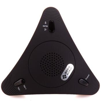 神价格:SUIRUI 随锐 USB 全向视频会议麦克风 AV-M1000a