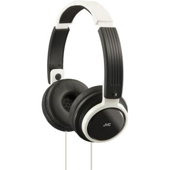 杰伟世JVC HA-S200-W 便携式轻型头戴式耳机 ¥199