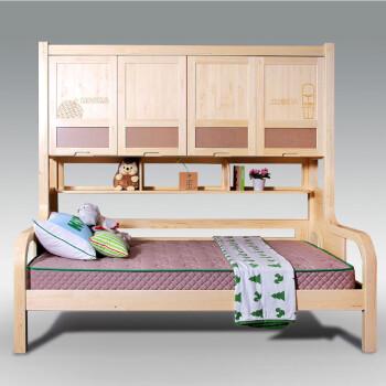 松果儿童家具 儿童床 100%进口芬兰松木