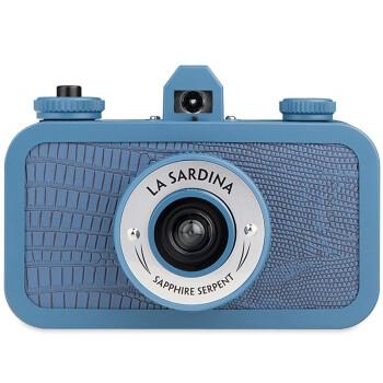 乐魔/LOMOGRAPHY LASARDINA 定焦镜头 1200万像素 卡片机