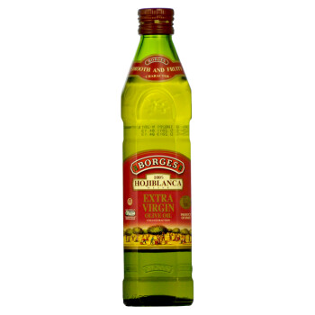 BORGES 伯爵 特级初榨橄榄油 500ml