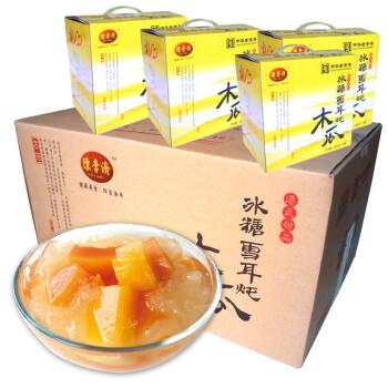 陈李济 冰糖雪耳炖木瓜 礼盒装 12罐*4盒