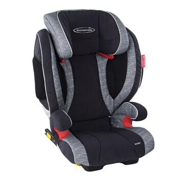Storchenmühle/STM 斯迪姆 汽车儿童安全座椅配Isofix接口 月光黑 1999元(满999-300 即1699元包邮)