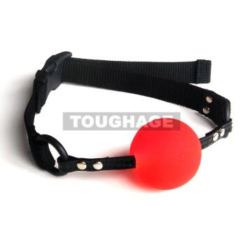 toughage尼龙玉口枷f104成人情爱玩具