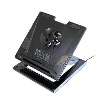 ACTTO  安尚 NBS-07 黑钻至冷 笔记本电脑 散热器