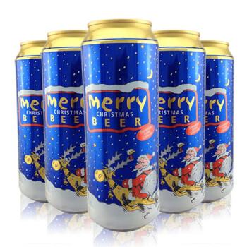 Apostel Bräu 爱士堡 圣诞礼盒装啤酒(500ml*12)