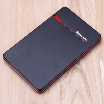 lenovo 联想 超薄型三代 F310S  2.5寸移动硬盘(USB3.0、1TB)