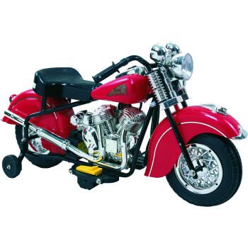快乐年华 儿童电动摩托车 儿童摩托车儿童 电动车 童车 可坐 玩具车