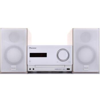先锋(Pioneer) X-CM51V-W DVD多功能组合音响(白色)