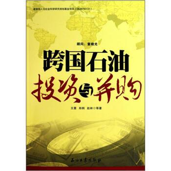 跨国石油投资与并购 电子书下载
