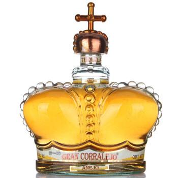 墨西哥 Corralejo哥罗里奥皇冠龙舌兰酒1000ml