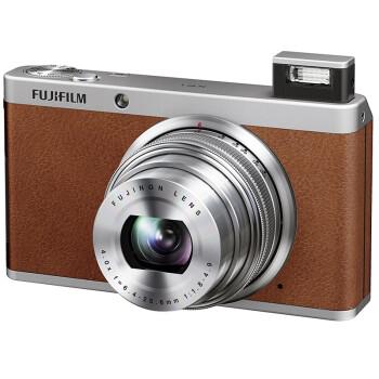 文艺范儿走起,富士FUJIFILM XF1 复古卡片¥1499,送相机包和电池  或者京东¥1449