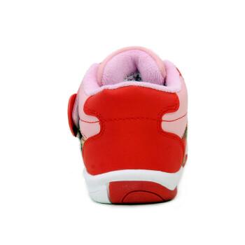 bata旗下品牌童鞋 女宝宝鞋子宝宝学步鞋防滑可爱