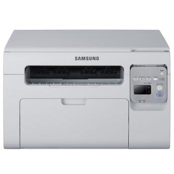 三星(SAMSUNG)SCX-3401 黑白激光多功能一体机(打印 复印 扫描)