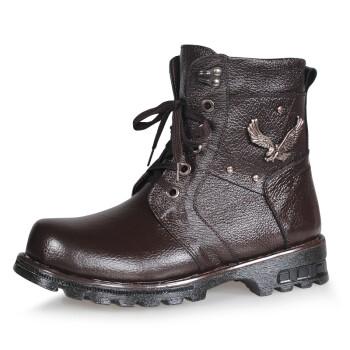冬季男鞋子男靴子