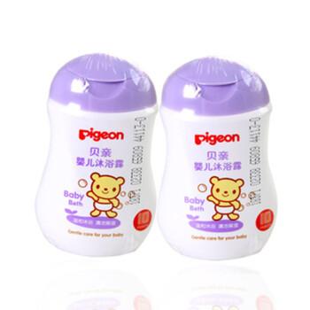 贝亲 婴儿沐浴露/沐浴乳200ml IA111*2瓶装
