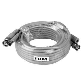 沃仕达(woshida) 5010  10米 视频电源一体线 带电源线接口 直径5.0MM