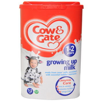 Cow&Gate 英国牛栏 婴幼儿奶粉 4段 900g