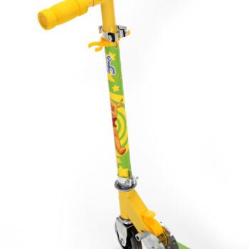 迪士尼快乐儿童两轮滑板车