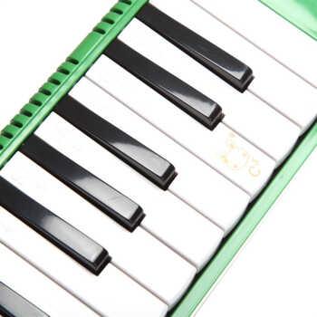 37键口风琴对应简谱