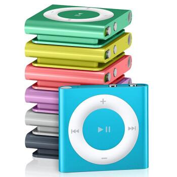 apple 苹果 iPod shuffle MP3播放器(MD777、紫色)